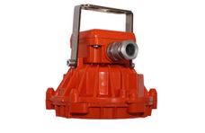 Взрывозащищенный светодиодный светильник ДСП57КР-02-40 УХЛ1